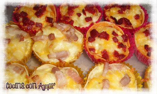 Tartaletas de tortilla 7